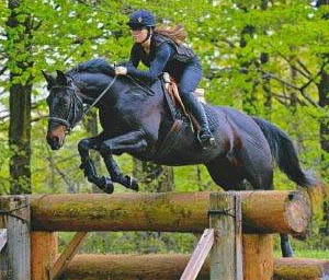 Mary Rea 2017 Eventing Canada Heather Wellman Bursary Recipient